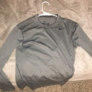 Nike pro compression long sleeve